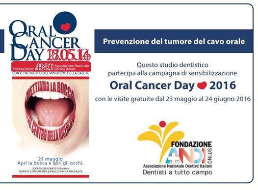 Oral cancer day 2017