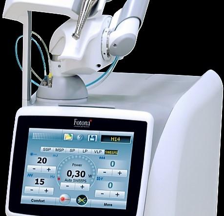 """Cure dentistiche senza """"trapano"""" con il nuovo Laser ad Erbium"""